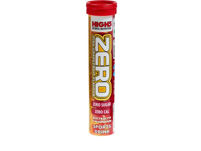 High5 Drink aglio elettroliti in pastiglie 20 pezzi, Pink Grapefruit